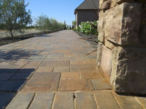 this picture shows diamond bar concrete and masonry contractor